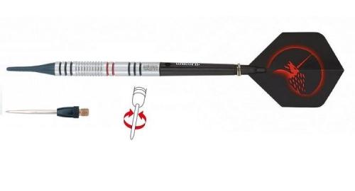 Дротики Unicorn MX-205 18 гр tungsten 80%