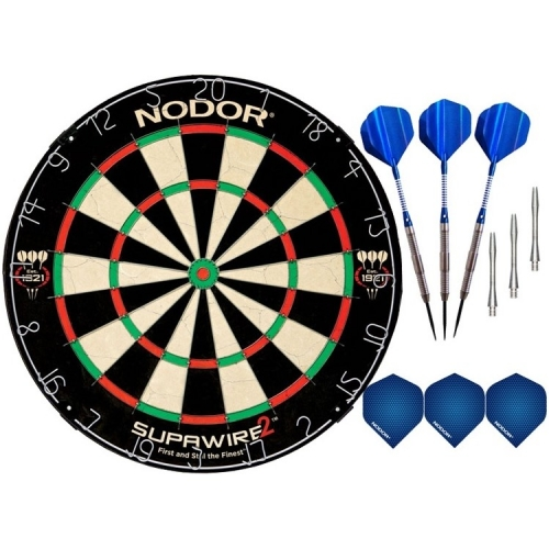 Набор для игры в дартс Nodor Sport для опытных