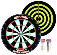 Двухсторонний дартс Winmau Family Dart Game