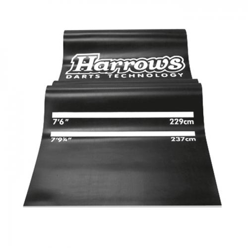 Резиновая дорожка Harrows Darts Mat с разметкой