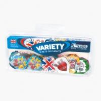 Набор оперений Harrows Variety из 10 комплектов