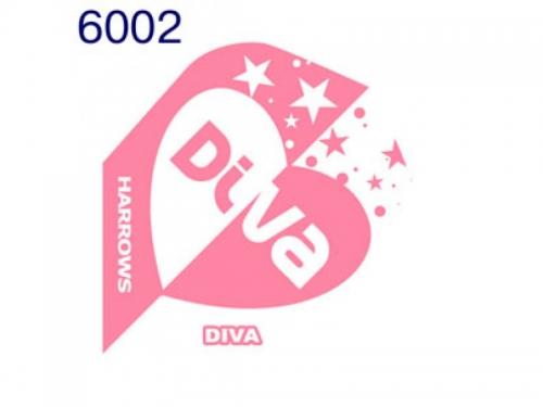 Оперения Harrows Diva( 6 различных цветов)