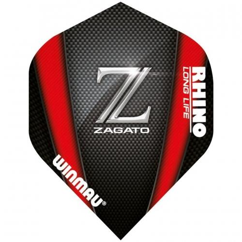 Оперение для дротиков Winmau Rhino Long Life Zagato