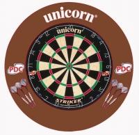 Набор для игры в дартс Unicorn Striker Gold