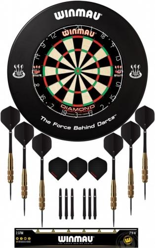 Набор для игры в дартс Winmau S700 - средний уровень