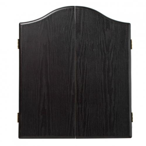 Кабинет для дартса Winmau Black – цвет черный