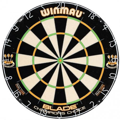Мишень для дартса Winmau Blade Champions Choice Dual Core – для тренировок