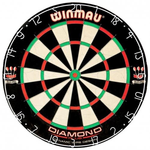 Мишень для дартса Winmau Diamond Plus – для опытных