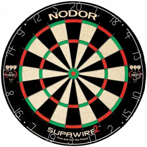 Мишень для дартса Nodor Supawire 2 – для опытных
