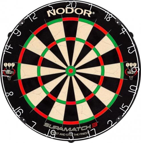 Мишень для дартса Nodor Supamatch 3 – про-уровень