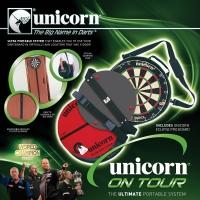Набор подарочный для игры в дартс Unicorn