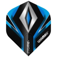 Оперение Winmau Prism Alpha Black & Blue