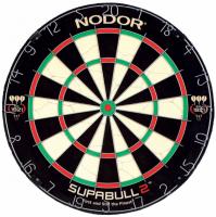 Мишень для дартса Nodor Supabull 2 – любительский уровень