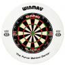 Защитное кольцо для дартса Winmau Dartboard Surround – белое