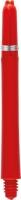 Хвостовики для дротиков Winmau Nylon с колечками Medium — красные