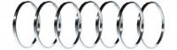Колечки-фиксаторы для нейлоновых хвостовиков (15шт)