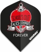 Оперения Winmau Extra Thick Alice Cooper Heart
