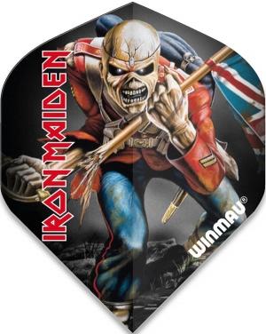 Оперения Winmau Extra Thick Iron Maiden