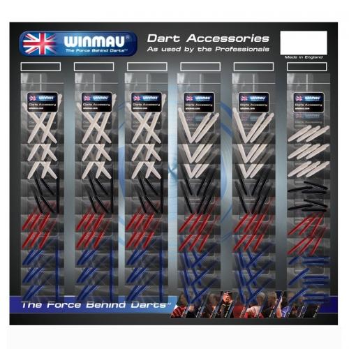 Хвостовики для дротиков 60 комплектов Winmau