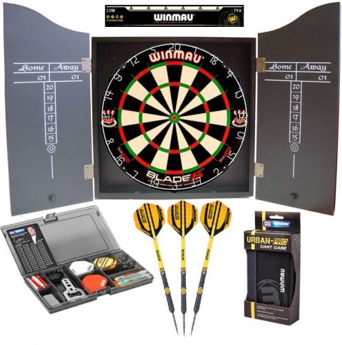 Набор для игры в дартс Winmau VIP для супер-профессионалов