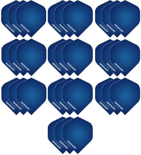Набор из 10-ти комплектов оперений Nodor F1108 (Value Pack)